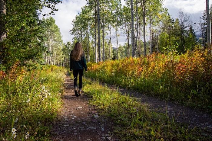 mindfulness wandelen