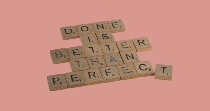 Perfectionisme loslaten met mindfulness: waarom en hoe?
