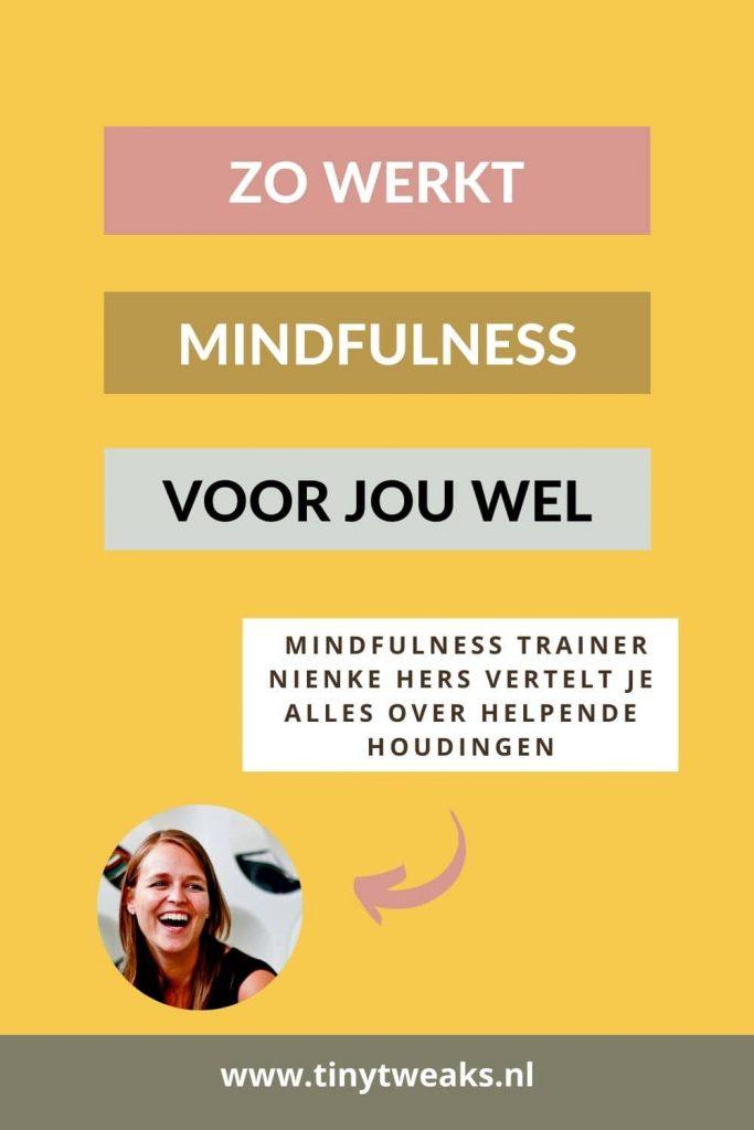 zo werkt mindfulness wel
