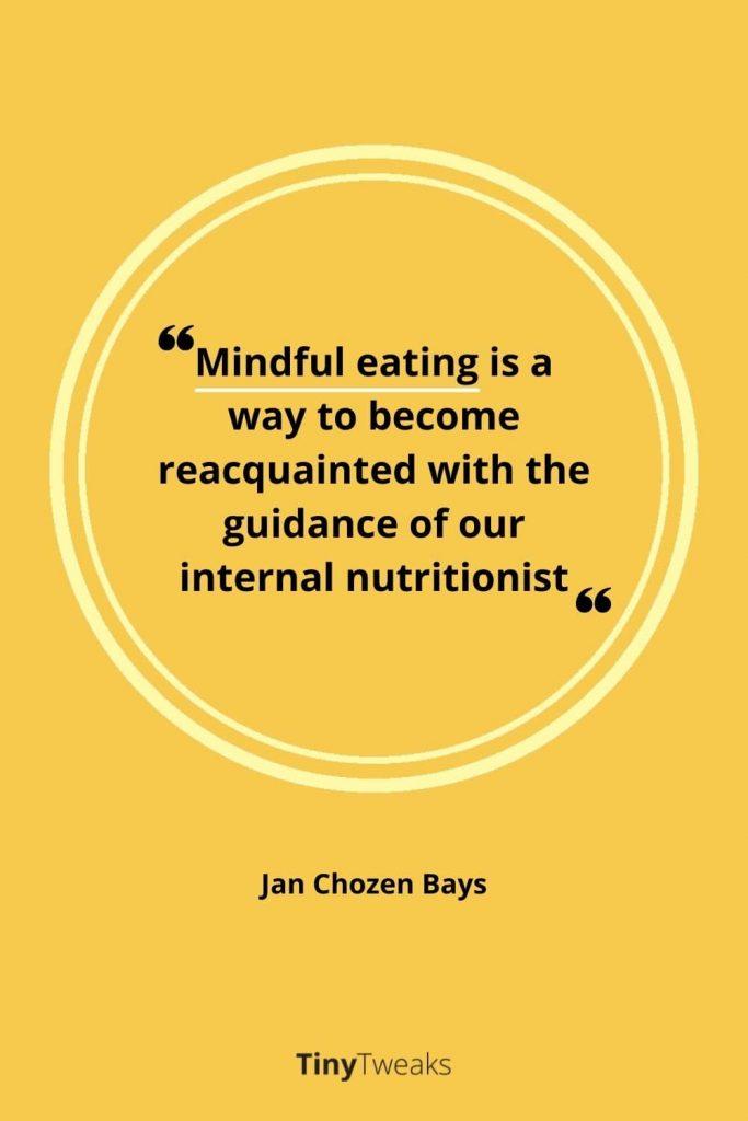 quote Jan Chozen Bays