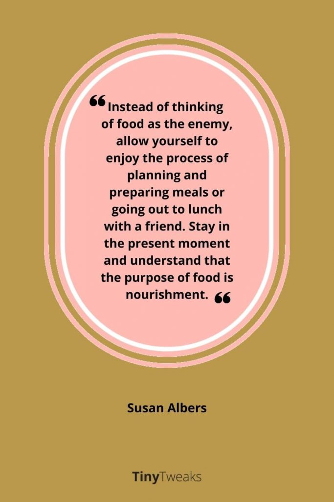quote Susan Albers