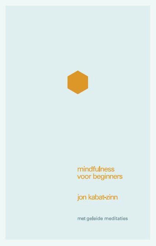 mindfulness voor beginners boek kabat zinn